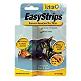 Tetra EasyStrips 25 Count, Ammonia Test Strips For aquariums, Water Testing, 25-Strip, Model:19540