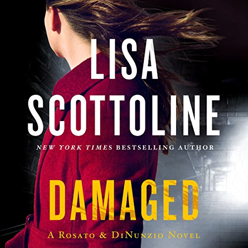 Damaged audiobook cover art