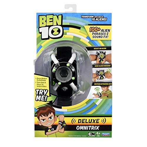 Ben 10 Deluxe Omnitrix Action Figure