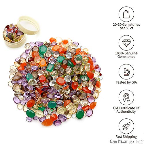 500+ Carats Loose Mixed Gems Who...