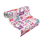 Rasch paperhangings 209600papel pintado pared que cubre?rosa