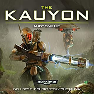 The Kauyon audiobook cover art