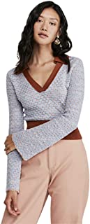 Round About V-Neck Sweater