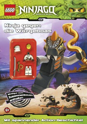 LEGO Ninjago: Ninjas gegen die Würgeboas
