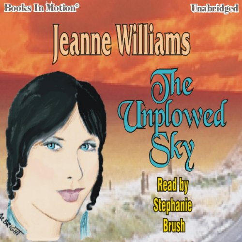 The Unplowed Sky audiobook cover art