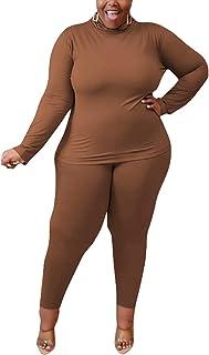 Aro Lora Women's 2 Piece Jumpsuit Tracksuit Color Block Crop Top Shorts Pant Set Outfit Romper Sportwear