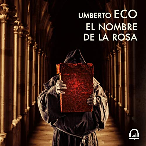 El nombre de la rosa [The Name of the Rose] audiobook cover art