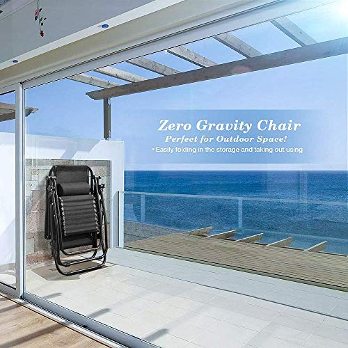 Homall-Zero-Gravity-Chair-Adjustable-Folding-Lawn-Lounge-Chairs-Outdoor-Lounge-Gravity-Chair-Camp-Reclining-Lounge-Chair-with-Pillows-for-Poolside-Backyard-and-Beach-Set-of-2
