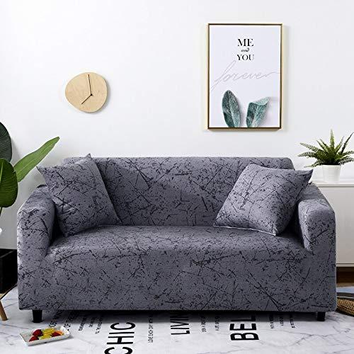 WXQY Funda de sofá Flexible Sala de Estar Funda de sofá con Todo Incluido sofá de Esquina Inferior Chaise Longue Funda de sofá antiincrustante A7 1 Plaza