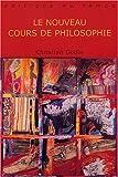 Le nouveau cours de philosophie