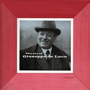 The Art Of Giuseppe De Luca