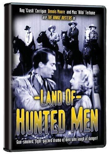 Land of Hunted Men [DVD] [1943] ...