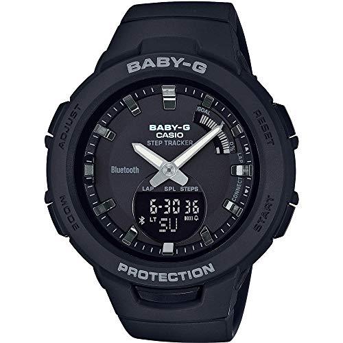 Casio Damen-Armbanduhr BSA-B100-1AER