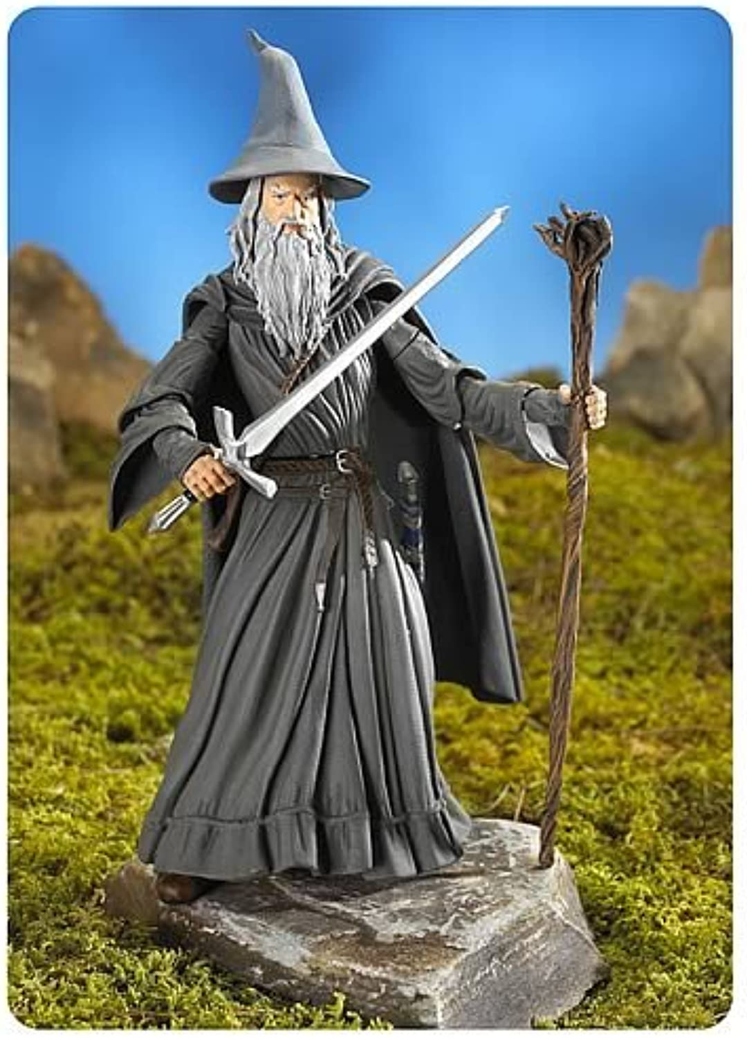 Gandalf the grau, The Lord of the Rings  The Fellowship of the Ring, Toy Biz