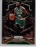 2019-20 Prizm NBA #40 Jaylen Brown Boston Celtics Official Panini Basketball Trading Card
