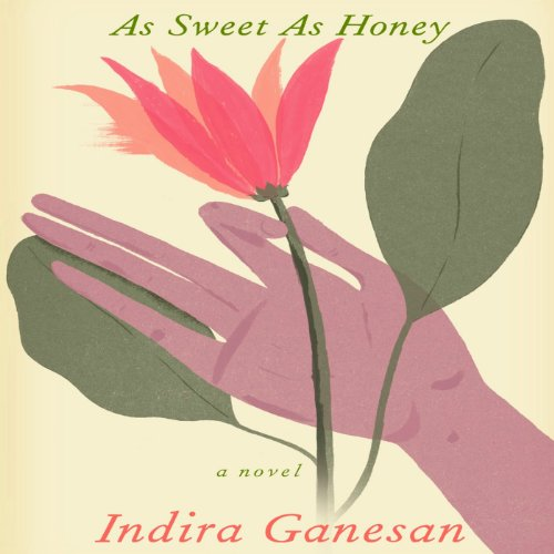 As Sweet as Honey audiobook cover art