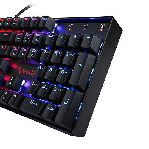 Build My PC, PC Builder, Redragon K551-RGB
