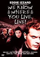 We Know Where You Live [DVD]