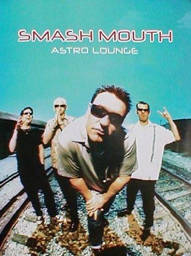 Adam Hersh Posters Smash Mouth (Astro Lounge, Original) Music Poster Print - 18' X 24'