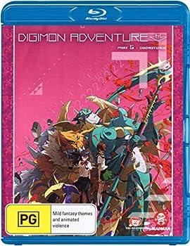 Digimon Adventure Tri Part 5 - Coexistence   Digimon Adventure tri 5  Kyôsei   [ NON-USA FORMAT Blu-Ray Reg.B Import - Australia ]