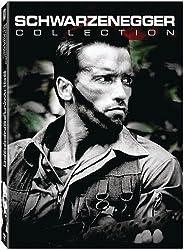 An Arnold Schwarzenegger DVD Box Set   Funny Action Movies