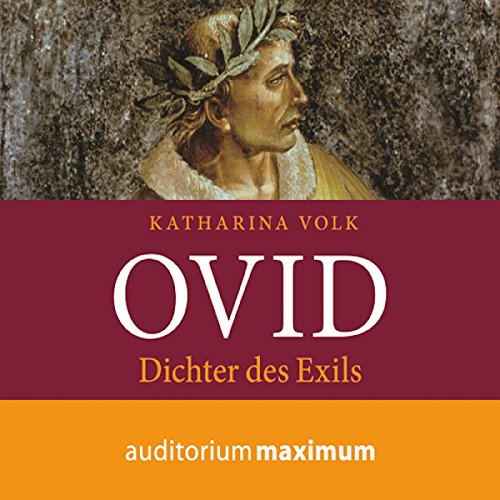 Ovid: Dichter des Exils audiobook cover art