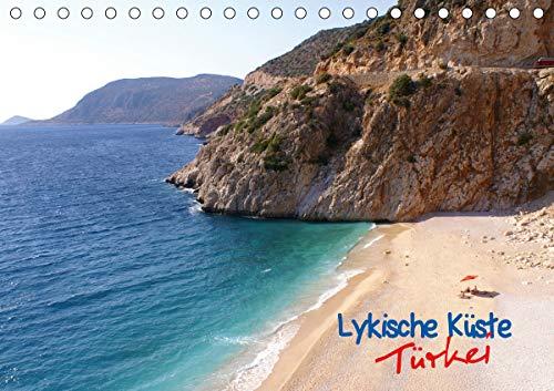 Lykische Küste, Türkei (Tischkalender 2021 DIN A5 quer)