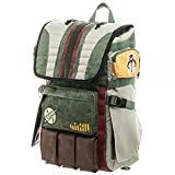 MiaoDuo for Star Wars Boba Fett Laptop Backpack Standard Bag