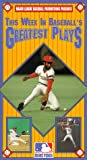 This Week in Baseballs Greatest Plays [VHS]