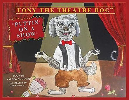Tony the Theatre Dog