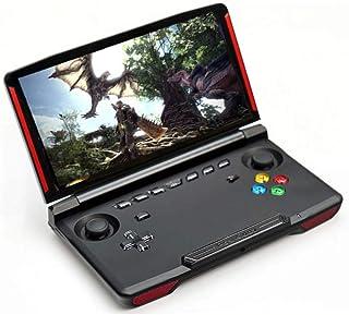 Whatsko 最新版ポータブルゲーム機 android7.0システム WIFI機能搭載 DC/ONS/NGP/MD/アーケード用互換機 5.5インチ 折り畳み式ゲーム機
