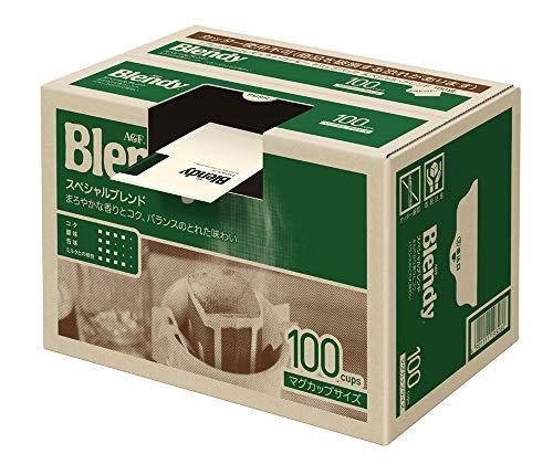 AGF Blending regular coffee drip pack special blend 100P