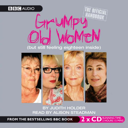 Grumpy Old Women  The Official Handbook (BBC Audio)