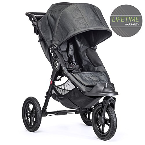 Baby Jogger BJ0141349601 City Elite GSA Passeggino, Charcoal