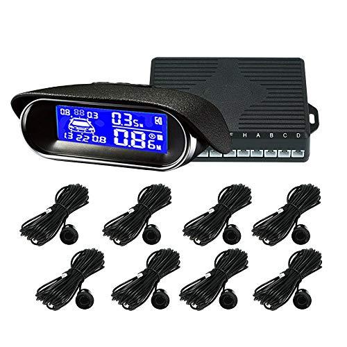 Why Should You Buy Udele-Store - Car Auto Parking Sensors Car Reverse Backup Radar System Car Parkin...