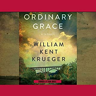 Summary - Ordinary Grace: by William Kent Krueger                   By:                                                                                                                                 Book Junkie                               Narrated by:                                                                                                                                 Doug Greene                      Length: 1 hr and 11 mins     9 ratings     Overall 5.0