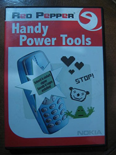 Handy Power Tools [Red Pepper]