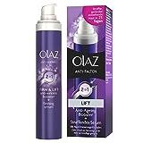 Olaz Antiarrugas - Crema de Día 2 en 1 acción anti-envejecimiento y serum reafirmante, 30ml
