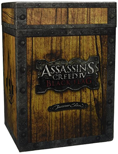 Assassin's Creed 4 Black Flag Buccaneer Edition PS3