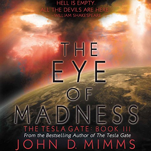 The Eye of Madness cover art