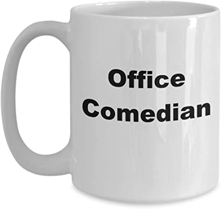 black text Ceramic Mug 11 oz Red//White Stand-up and Comedy profession Gifts 3dRose 184990/_5 Best Comedian Ever