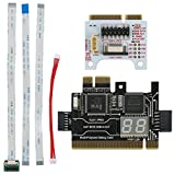 Fauge Multifunction LPC-DEBUG Card PCI PCI-E LPC Motherboard Diagnostic Test LPC-Debug Post Card Diagnostic Test Kit