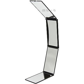 ルアン ハンディミラー 携帯四面鏡
