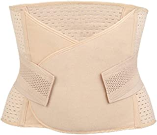 Postpartum Waist Cincher Body Shaper Belly Control Belt Waist Trainer for Back Pain Relief