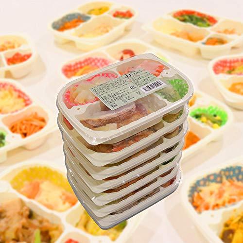 みしまの御膳ほのか たんぱく調整食(冷凍弁当)低たんぱく 塩分調整 冷凍食品 7食セット