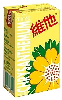 Vitasoy Vita Drink Chrysanthemum Tea 8.45oz  Pack of 24