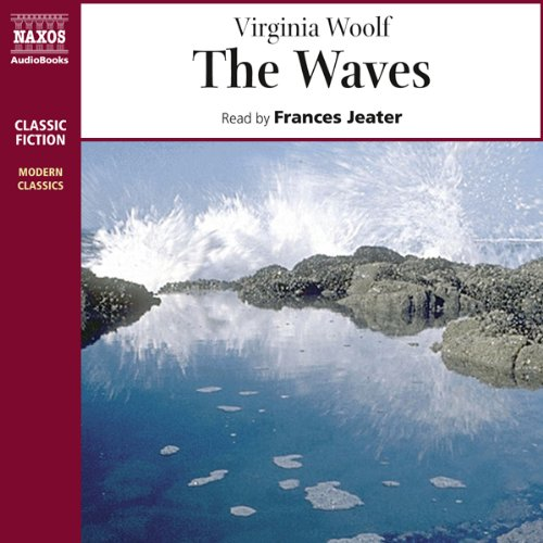 The Waves audiobook cover art
