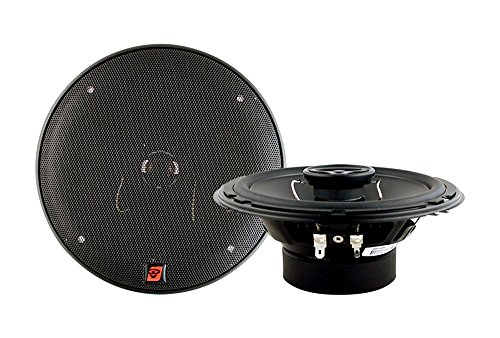 CERWIN VEGA XED62 XED 6.5-Inch 300 Watts Max 2-Way Coaxial Speaker Set
