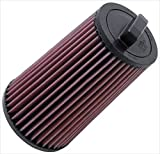K&N E-2011 Voitures Filtre à air de Remplacement, Lavable et Réutilisable