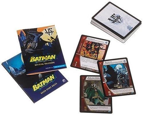 DC TCG  Batman 2 Player Starter by Upper Deck